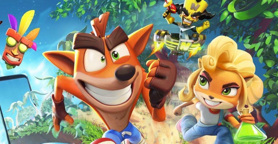 Sudah Mendapatkan Tanggal Rilis Game Mobile Crash Bandicoot: On the Run