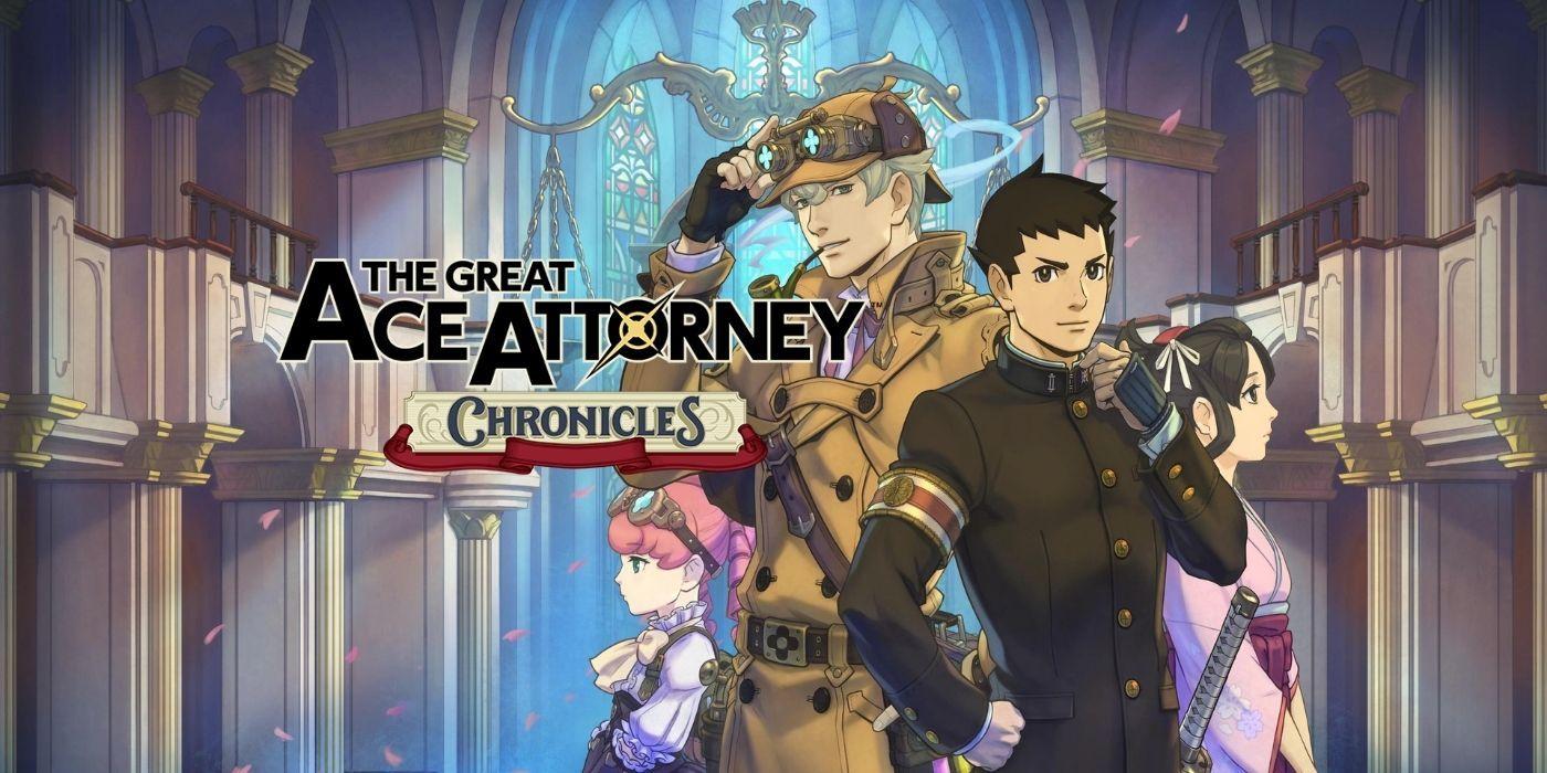 Seberapa Panjangnya Game The Great Ace Attorney Chronicles