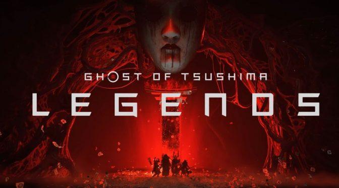 Ghost of Tsushima: Legends Dibuat Bersamaan Dengan Game Utamanya