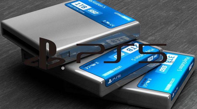 SSD PS5 Mungkin Tidak Akan Memiliki Banyak Space Kosong Seperti Orang Duga